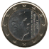 Coin visual: Netherlands, 1 Euro (Second series)