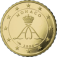 Coin visual: Monaco, 10 cents (Second series)