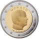 Coin visual: Monaco, 2 Euros (Second series)