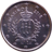 Coin visual: San Marino, 1 cent (Second series)