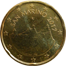 Coin visual: San Marino, 20 cents (Second series)