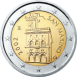 Coin visual: San Marino, 2 Euros (First series)