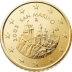 Coin visual: San Marino, 50 cents (First series)