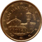 Coin visual: San Marino, 5 cents (Second series)