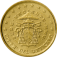 Coin visual: Vatican, 10 cents (Second series)
