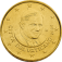 Coin visual: Vatican, 10 cents (Third series)