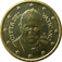 Coin visual: Vatican, 10 cents (Fourth series)