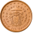 Coin visual: Vatican, 1 cent (Second series)