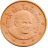 Coin visual: Vatican, 1 cent (Third series)