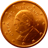 Coin visual: Vatican, 1 cent (Fourth series)