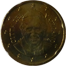 Coin visual: Vatican, 20 cents (Fourth series)