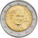 Coin visual: Vatican, 2 Euros (Third series)