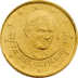 Coin visual: Vatican, 50 cents (Third series)