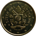 Coin visual: Vatican, 50 cents (Fith series)