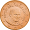 Coin visual: Vatican, 5 cents (Third series)