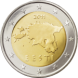 Coin visual: Estonia, 2 Euros (First series)