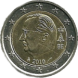 Coin visual: Belgium, 2 Euros (Third series)