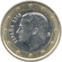 Coin visual: Spain, 1 Euro (Third series)