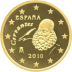 Coin visual: Spain, 50 cents (Third series)