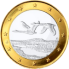 Coin visual: Finland, 1 Euro (Second series)