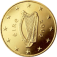 Coin visual: Irland, 10 cents (First series)