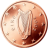 Coin visual: Irland, 1 cent (First series)