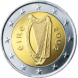 Coin visual: Irland, 2 Euros (First series)