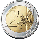 Coin visual: Common face, 2 Euros (First series)