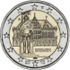 Commemorative Euro coin visual: Germany 2010, City Hall and Roland (Bremen)