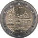 Commemorative Euro coin visual: Germany 2013, Maulbronn Abbey in Baden-Württemberg