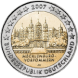 Commemorative Euro coin visual: Germany 2007, Schwerin Castle (Mecklenburg-Vorpommern)
