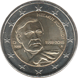 Commemorative Euro coin visual: Germany 2018, 100 years since the birth of Helmut Schmidt