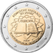 Commemorative Euro coin visual: Germany 2007, 50th Anniversary of the Signature of the Treaty of Rome