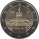 Commemorative Euro coin visual: Germany 2018, Charlottenburg Palace in Berlin - Thirteenth of the Bundesländer series