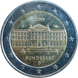 Commemorative Euro coin visual: Germany 2019, 70 years since the constitution of the Federal Council
