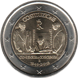 Commemorative Euro coin visual: Italy 2018, 70 years since the Constitution of Italy