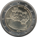 Commemorative Euro coin visual: Malta 2013, Establishment of Self-Government in 1921 - Third of the Constitutional History series