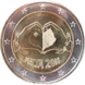 "Commemorative Euro coin visual: Malta 2016, Solidarity through love - First of the ""from children in solidarity"" series"