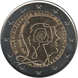 Commemorative Euro coin visual: Netherlands 2013, 200th anniversary of the Kingdom of the Netherlands