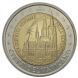 Commemorative Euro coin visual: Vatican 2005, 20th World Youth Day, held in Cologne in August 2005
