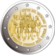 Commemorative Euro coin visual: Vatican 2012, 7th World Meeting of Families