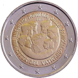 Commemorative Euro coin visual: Vatican 2015, VIII World Meeting of Families – Philadelphia 2015