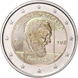 Commemorative Euro coin visual: Vatican 2018, 50 years since the death of Padre Pio