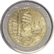 Commemorative Euro coin visual: Vatican 2019, 90th anniversary of the Foundation of the Vatican City State