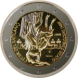 Commemorative Euro coin visual: Vatican 2008, 2008 – Year of Saint Paul the Apostle