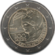 Commemorative Euro coin visual: Austria 2018, 100 years since the foundation of the Republic of Austria