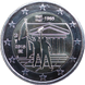 Commemorative Euro coin visual: Belgium 2018, 50th anniversary of May 1968 events in Belgium