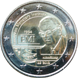Commemorative Euro coin visual: Belgium 2019, 25 years since the creation of the European Monetary Institute