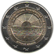 Commemorative Euro coin visual: Cyprus 2017, Paphos, European Capital of Culture 2017