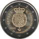 Commemorative Euro coin visual: Spain 2018, 50 years since the birth of Felipe VI of Spain